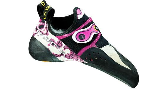 La Sportiva W's Solution White/Pink
